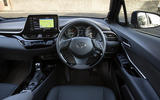 9 Toyota C HR 2021 RT dashboard