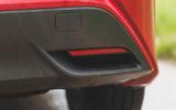 9 Toyota Mirai 2021 RT rear bumper