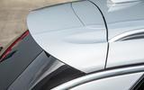 Vauxhall Insignia Sports Tourer GSI review spoiler