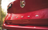 9 Vauxhall mokka 2021 RT rear badge