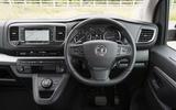 Vauxhall Vivaro Life 2019 road test review - steering wheel