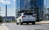 Volkswagen Golf GTE 2020 road test review - on the road rear