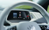9 volkswagen id 4 2021 uk first drive review instruments