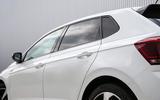 Volkswagen Polo GTI 2018 road test review doors