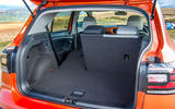 Volkswagen T-Cross 2019 review - boot