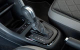 Volkswagen e-Up 2020 road test review - gearstick