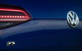 Volkswagen Golf R 2019 road test review - rear badge