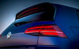 Volkswagen Golf R 2019 road test review - rear lights