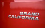 Volkswagen Grand California 2020 road test review - rear designation