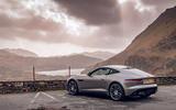 Jaguar F-Type 2020 road test review - static rear