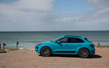 Porsche Macan Turbo 2019 road test review - static side