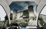 Citroen C3 Zenith windscreen
