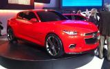 Detroit show: Chevrolet concepts