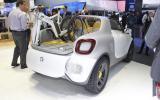Detroit show: Smart For-us concept