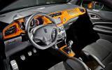 Citroën DS3 Racing dashboard