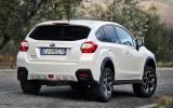 Subaru XV 2.0D rear