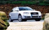 Audi A4 Avant 3.0 TDI