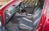 Lexus CT 200h SE-L interior