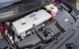 1.8-litre Lexus CT petrol engine