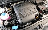 1.2-litre Skoda Fabia diesel engine
