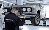 BMW to restore classic cars