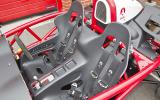 Ariel Atom 3 Mugen racing seats