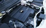 2.2-litre Chevrolet Captiva LTZ diesel engine