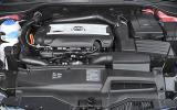 1.4-litre Volkswagen Scirocco TSI engine