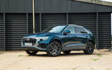 Audi Q8 50 TDI Quattro S Line 2018 road test review - static hero