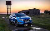Nissan Qashqai road test review hero static