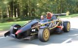 Ariel Atom V8 front end