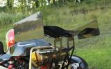 Ariel Atom V8 rear wing