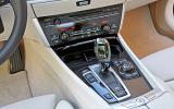 BMW 5 Series GT automatic gearbox