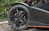 KTM X-Bow 300 alloy wheels