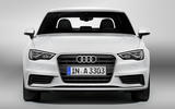 Audi A3 and S3 saloons officially revealed