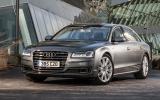 4 star Audi A8L 4.2 TDI Executive