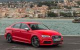 4 star Audi S3 saloon