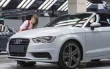Quick news: Audi A3 starts production, New Honda F1 engine
