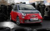 3.5 star Fiat Abarth 595