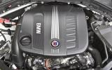 Alpina XD3's 3.0-litre twin-turbocharged engine