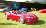 Spyker B6 Venator Spyder for Salon Prive