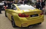 BMW M4 concept revealed - latest pics