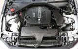 BMW 220d twin-turbo diesel