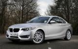 4.5 star BMW 2 Series Coupé