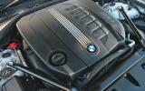 2.0-litre BMW 520d Touring diesel engine