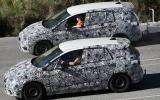 BMW 1-Series Active Tourer spotted - latest pictures