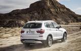 Revised BMW X3 revealed