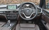 BMW X5 UK first drive review