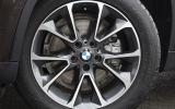 18in BMW X5 alloy wheels