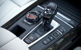 BMW X5 magic wand gearstick